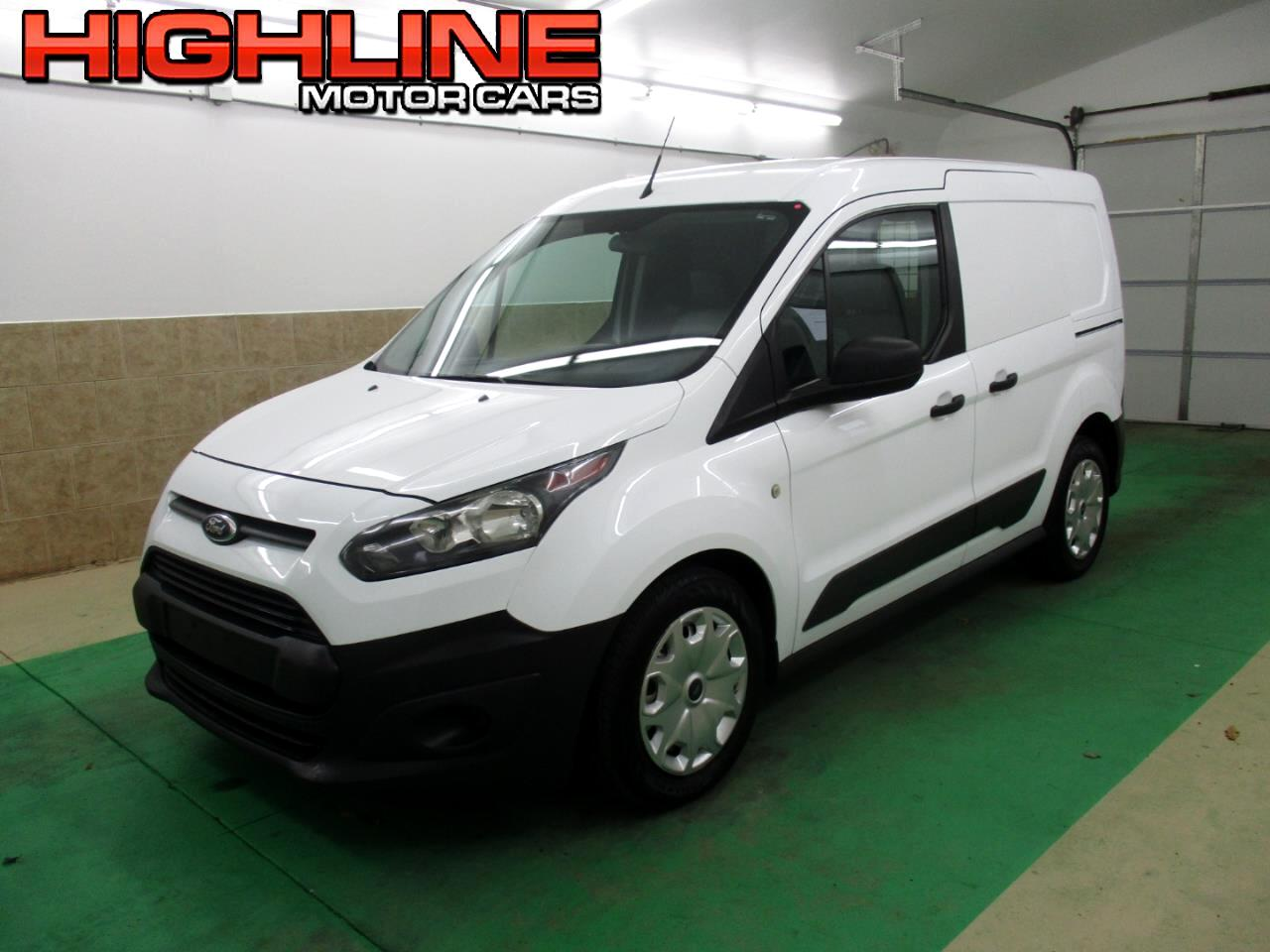 2014 Ford Transit Connect SWB XL w/Rear Liftgate