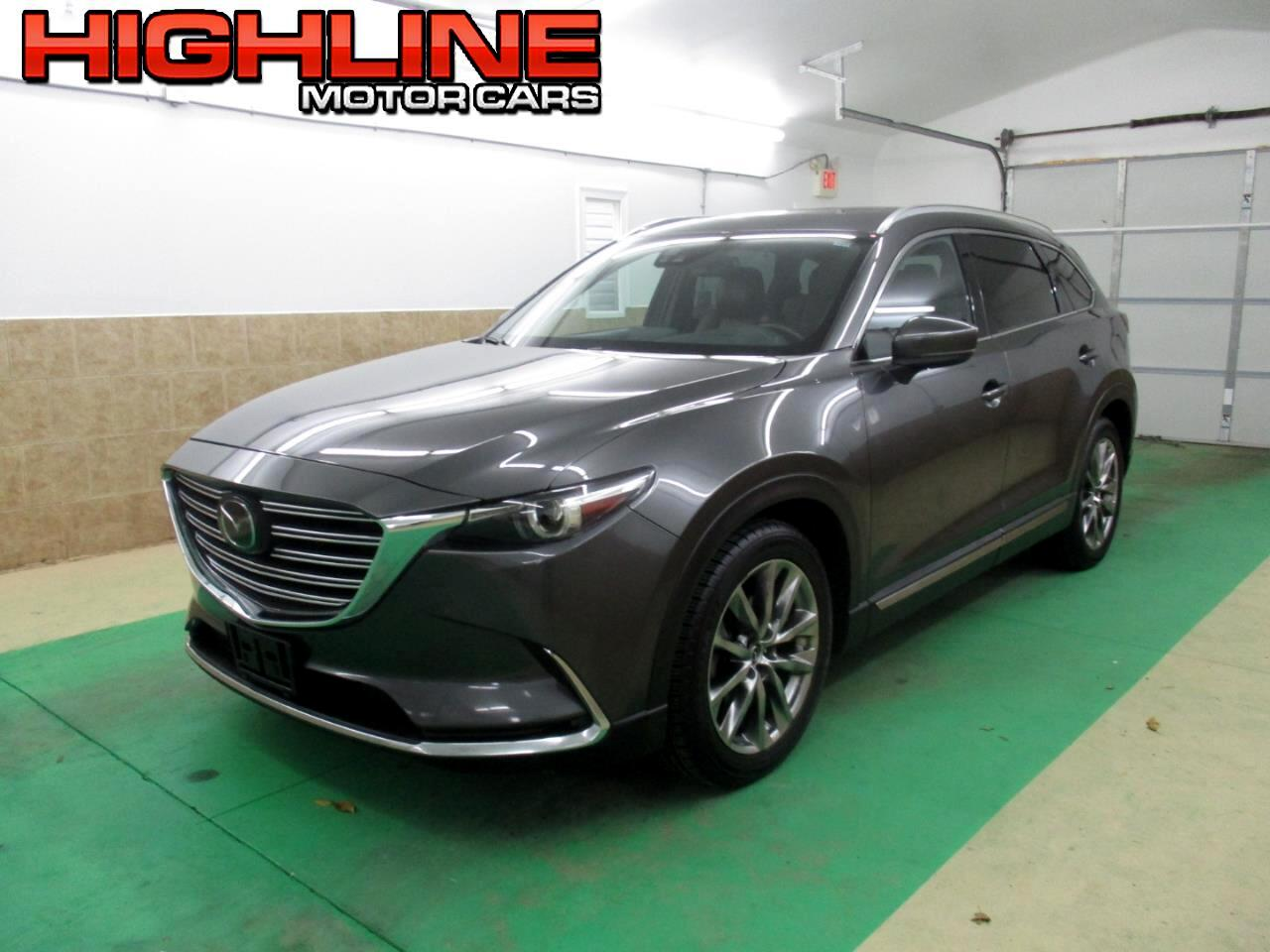 2016 Mazda CX-9 AWD 4dr Signature