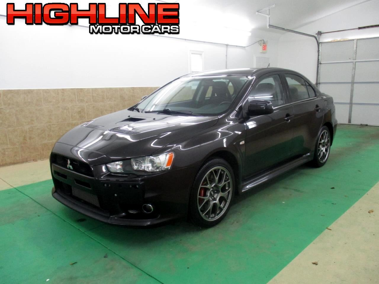 2012 Mitsubishi Lancer Evolution 4dr Sdn TC-SST MR