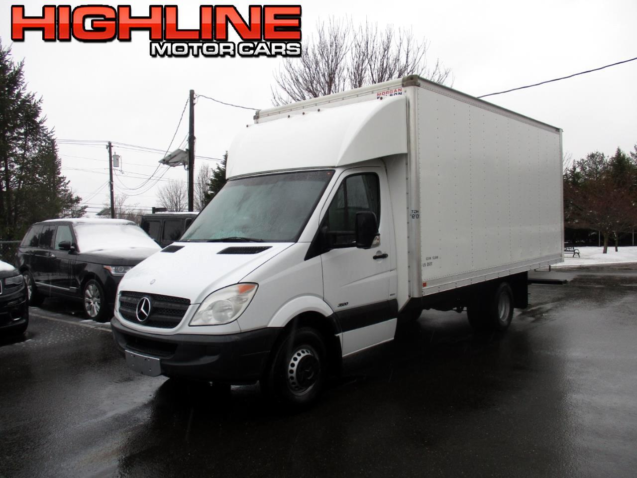 2012 Mercedes-Benz Sprinter Chassis-Cabs 2WD Reg Cab 144