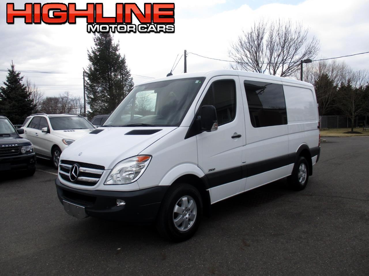 2013 Mercedes-Benz Sprinter Vans 2500 144""