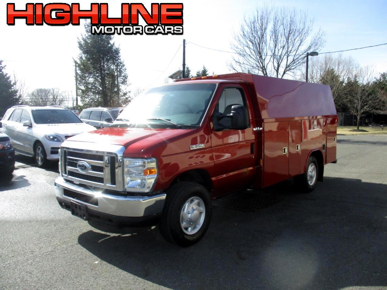 2008 Ford Econoline Commercial Cutaway E-350 Super Duty 138