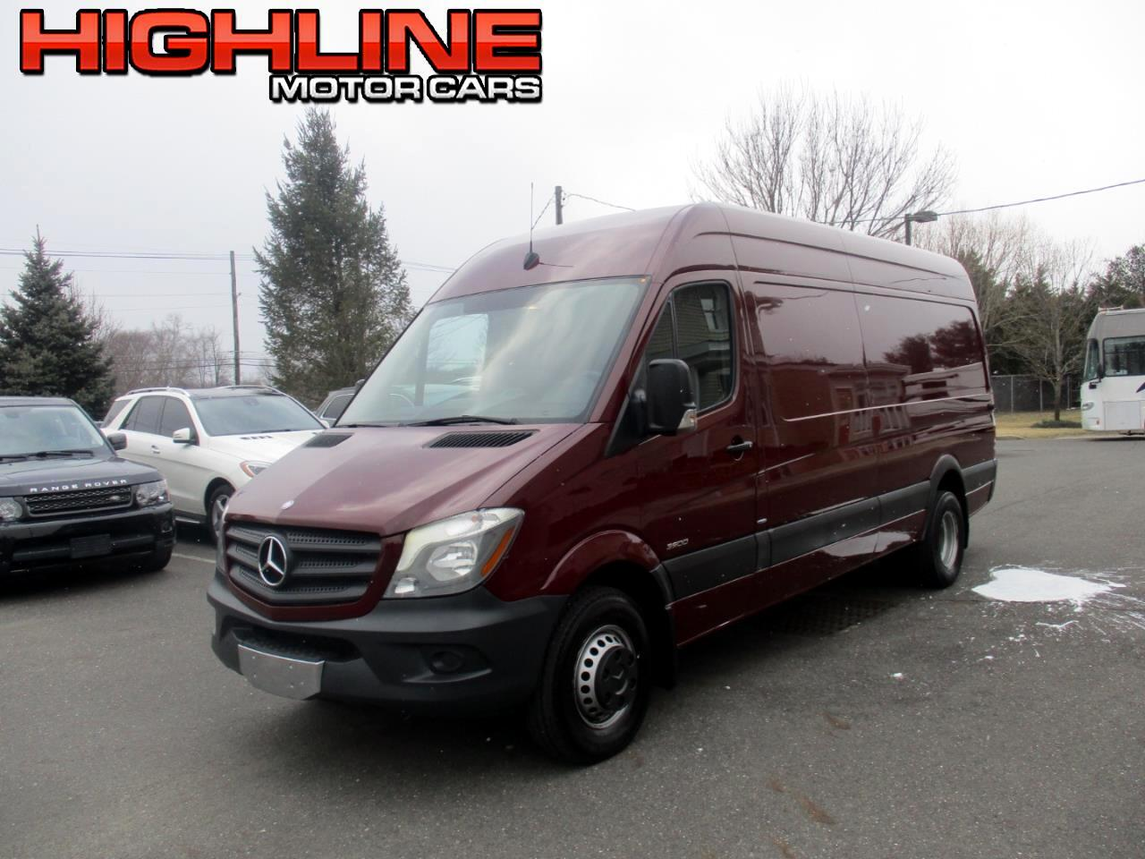 2014 Mercedes-Benz Sprinter Cargo Vans 3500 170