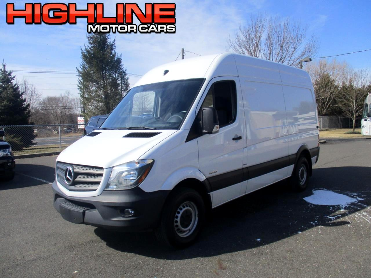 2016 Mercedes-Benz Sprinter Cargo Vans RWD 2500 144