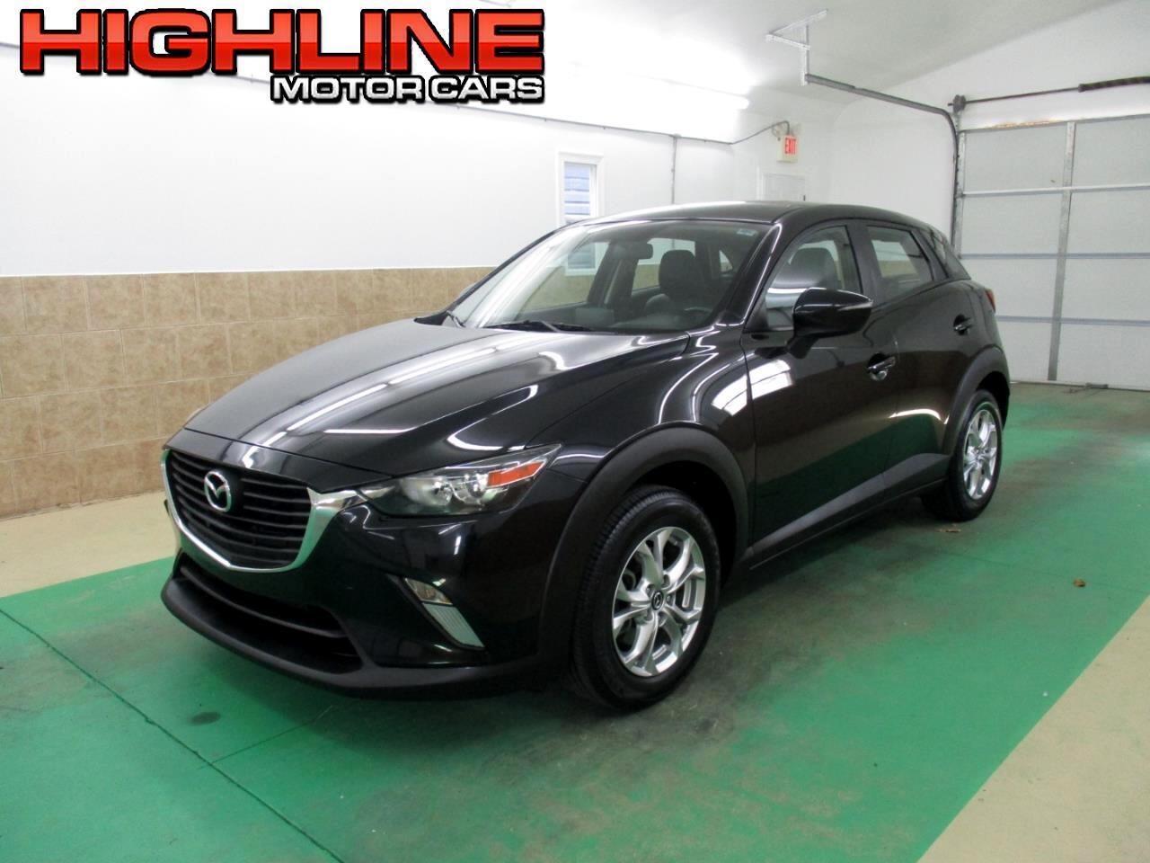 2016 Mazda CX-3 AWD 4dr Touring