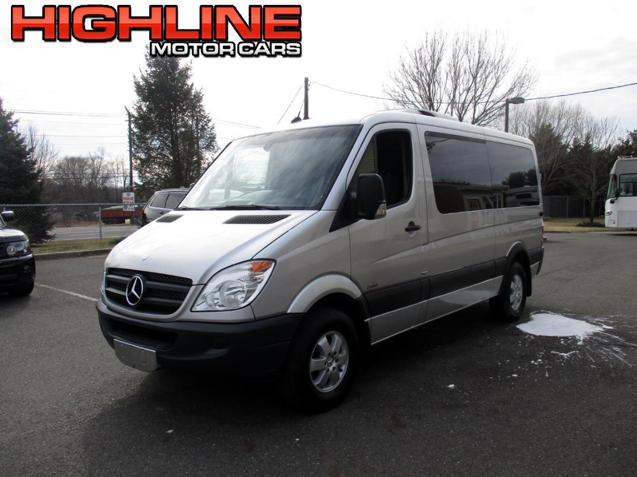 """2010 Mercedes-Benz Sprinter Passenger Vans 2500 144"""""""