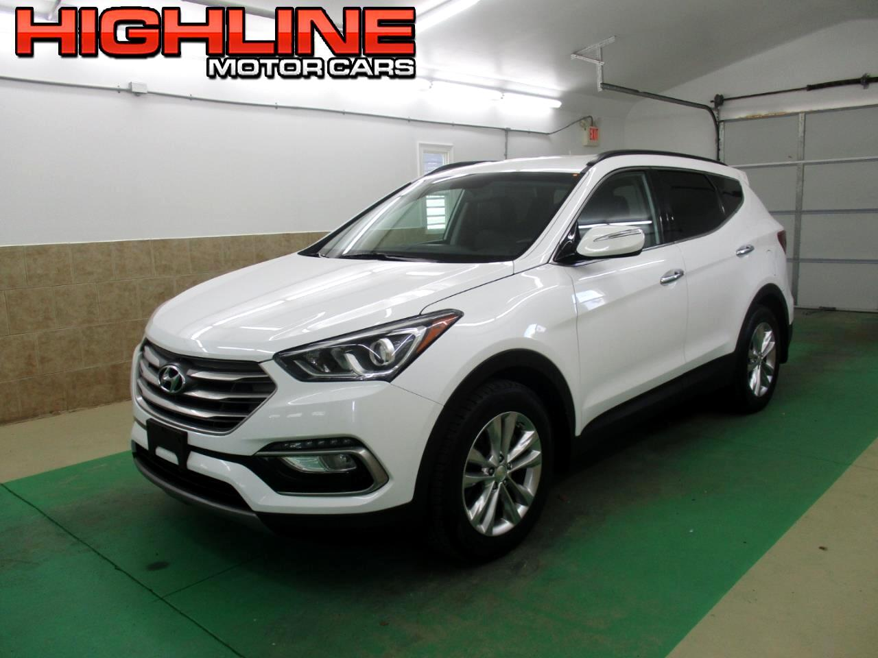 2017 Hyundai Santa Fe Sport 2.0T Auto AWD