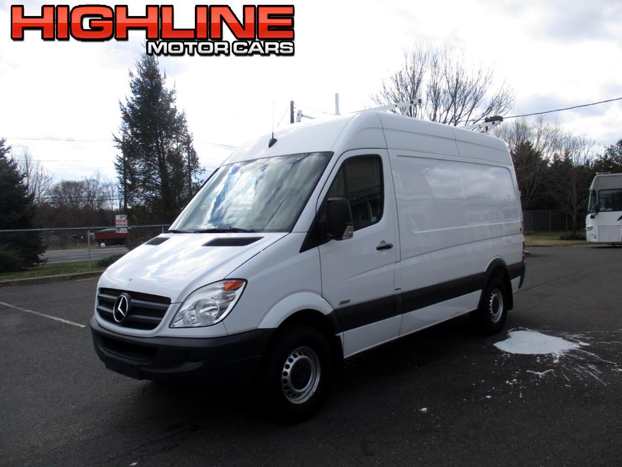 "2013 Mercedes-Benz Sprinter Cargo Vans 2500 144"""