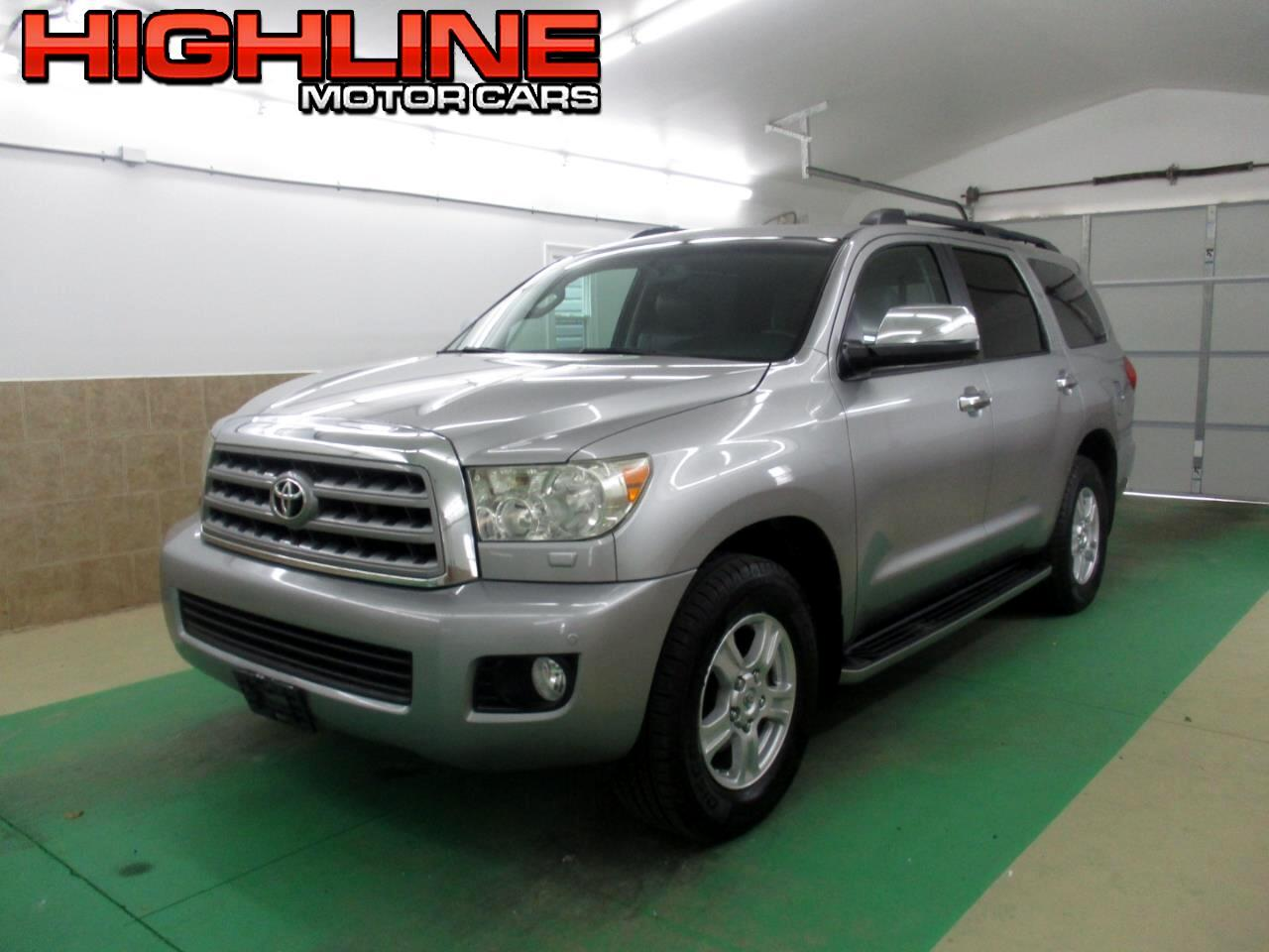 2008 Toyota Sequoia 4dr Limited 4WD (Natl)