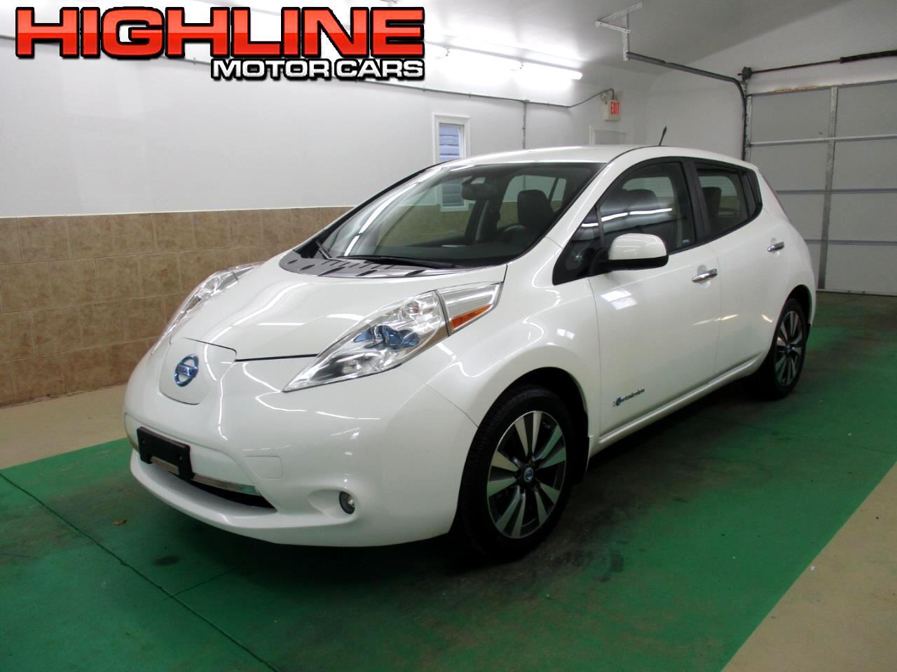 2013 Nissan Leaf 4dr HB SL
