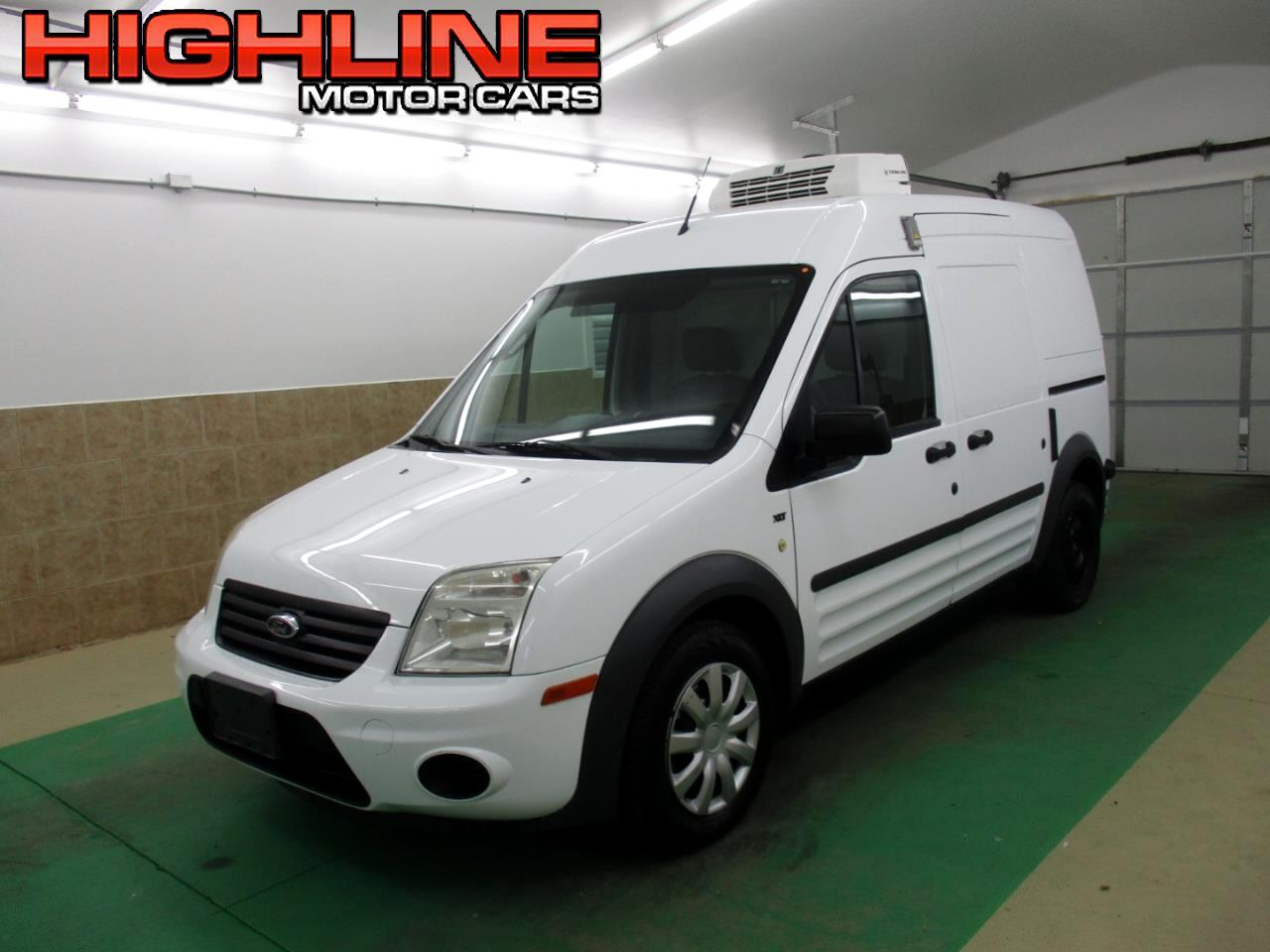 2011 Ford Transit Connect 114.6