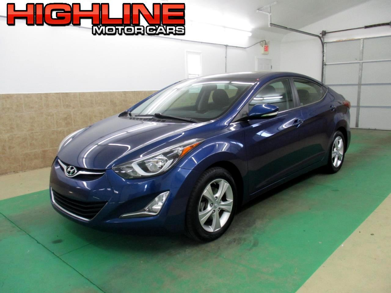 2016 Hyundai Elantra 4dr Sdn Auto Value Edition (Alabama Plant)
