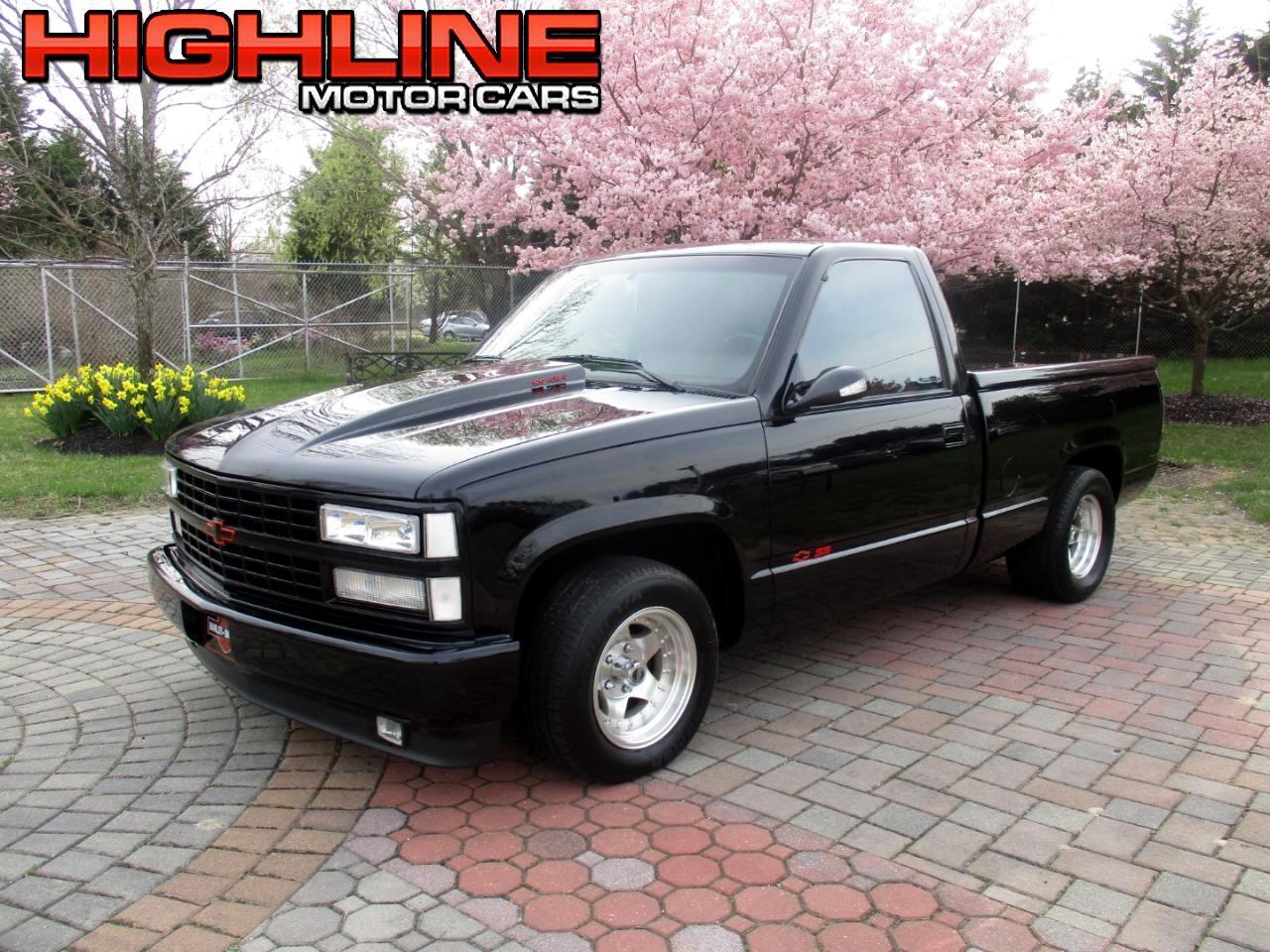 1990 Chevrolet 1500 Reg Cab 117.5