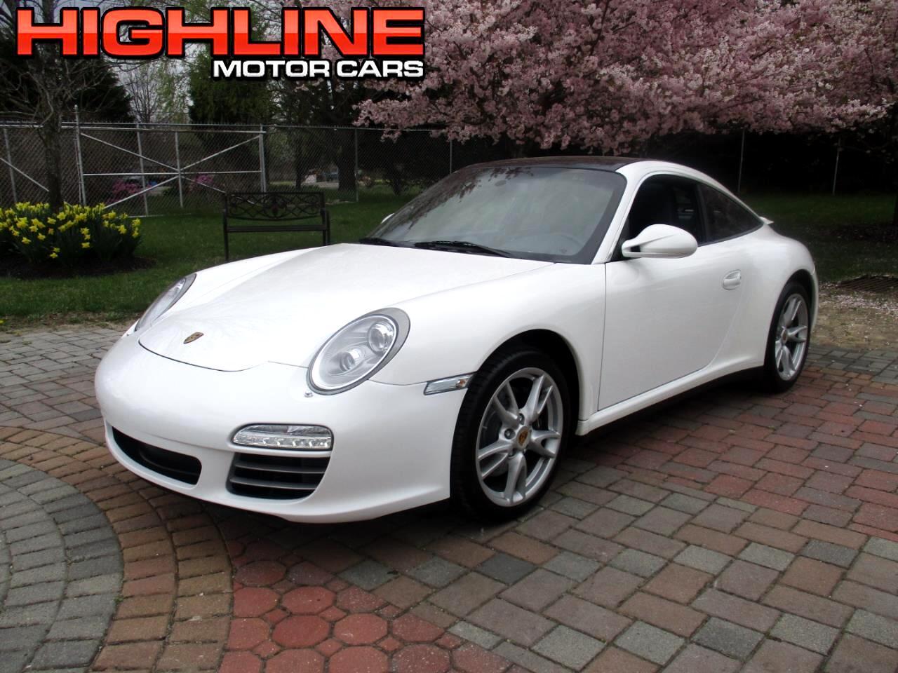 2010 Porsche 911 2dr Targa 4
