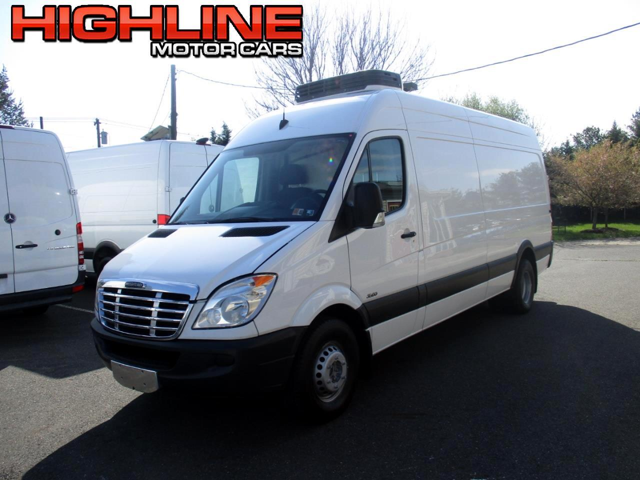 2013 Mercedes-Benz Sprinter Cargo Vans 3500 170