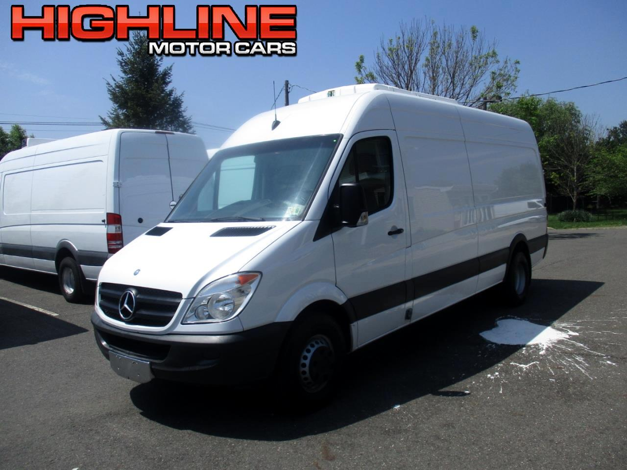 2013 Mercedes-Benz Sprinter Cargo Vans 3500 170