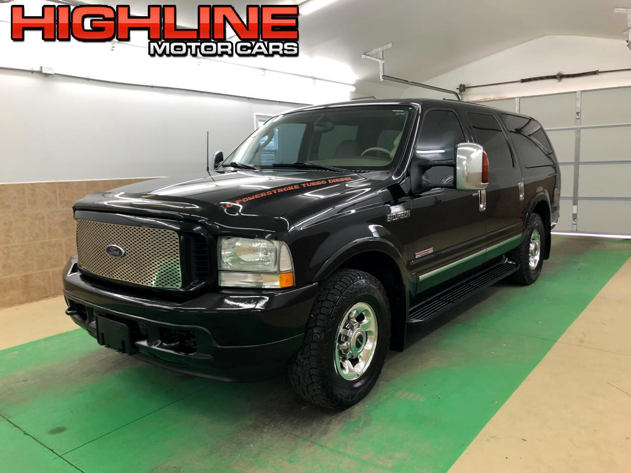 2004 Ford Excursion 137