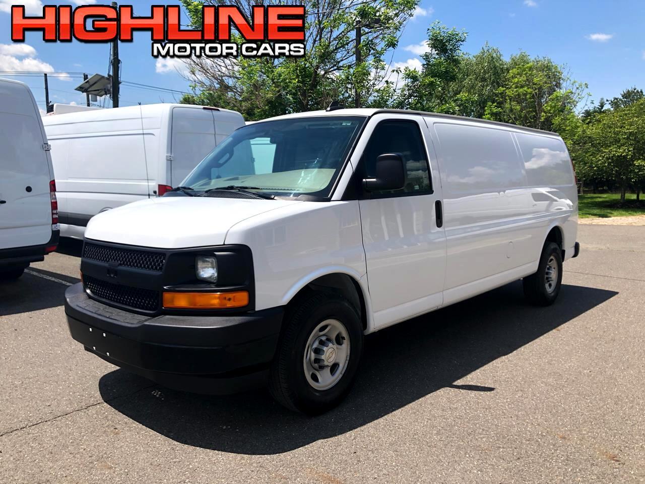 "2017 Chevrolet Express Cargo Van 2500 155"" WB RWD"