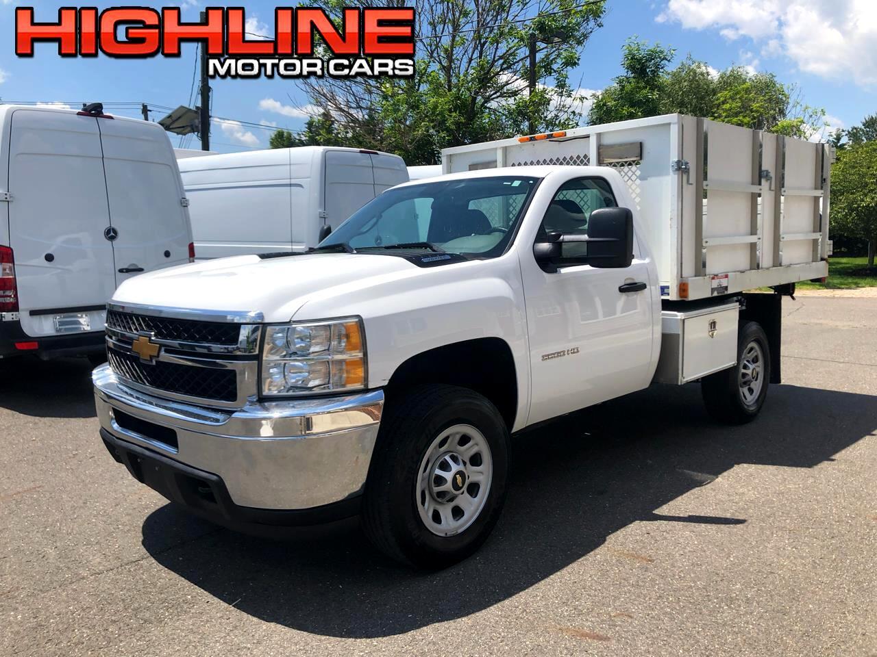 """2014 Chevrolet Silverado 3500HD 2WD Reg Cab 133.7"""" Work Truck"""