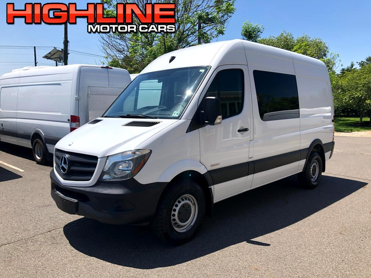 2015 Mercedes-Benz Sprinter Crew Vans 2500 144""
