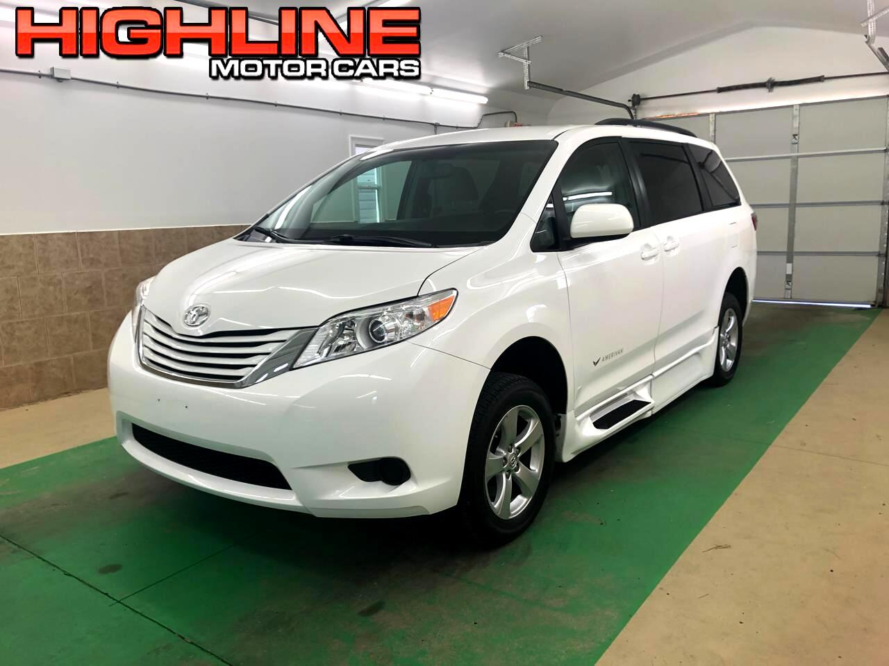 2015 Toyota Sienna 5dr 7-Pass Van LE FWD Mobility (Natl)