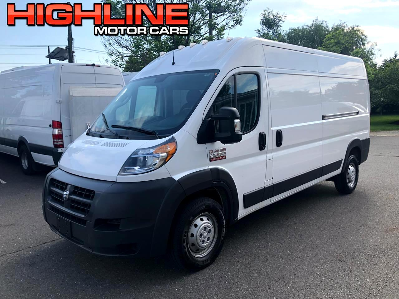 2018 RAM ProMaster Cargo Van 2500 High Roof 159