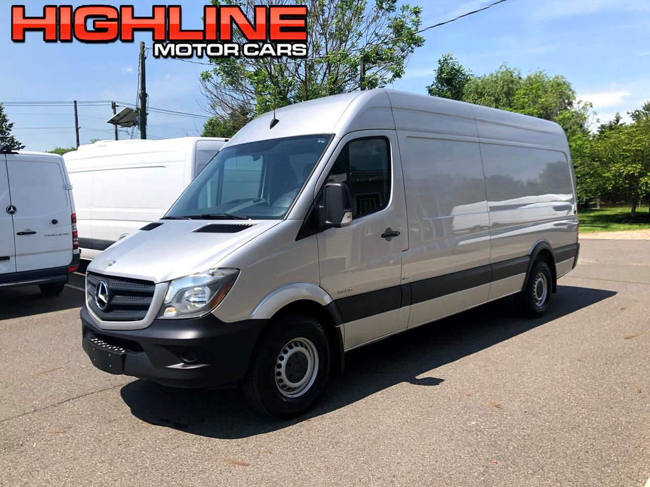 2015 Mercedes-Benz Sprinter Cargo Vans 2500 170