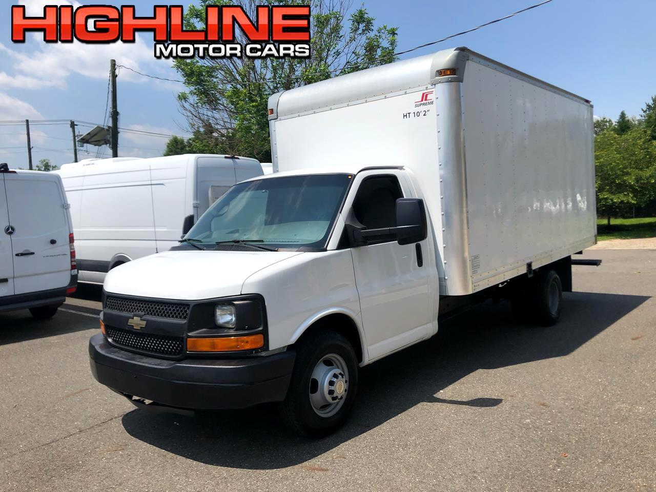 2012 Chevrolet Express Commercial Cutaway RWD 3500 177