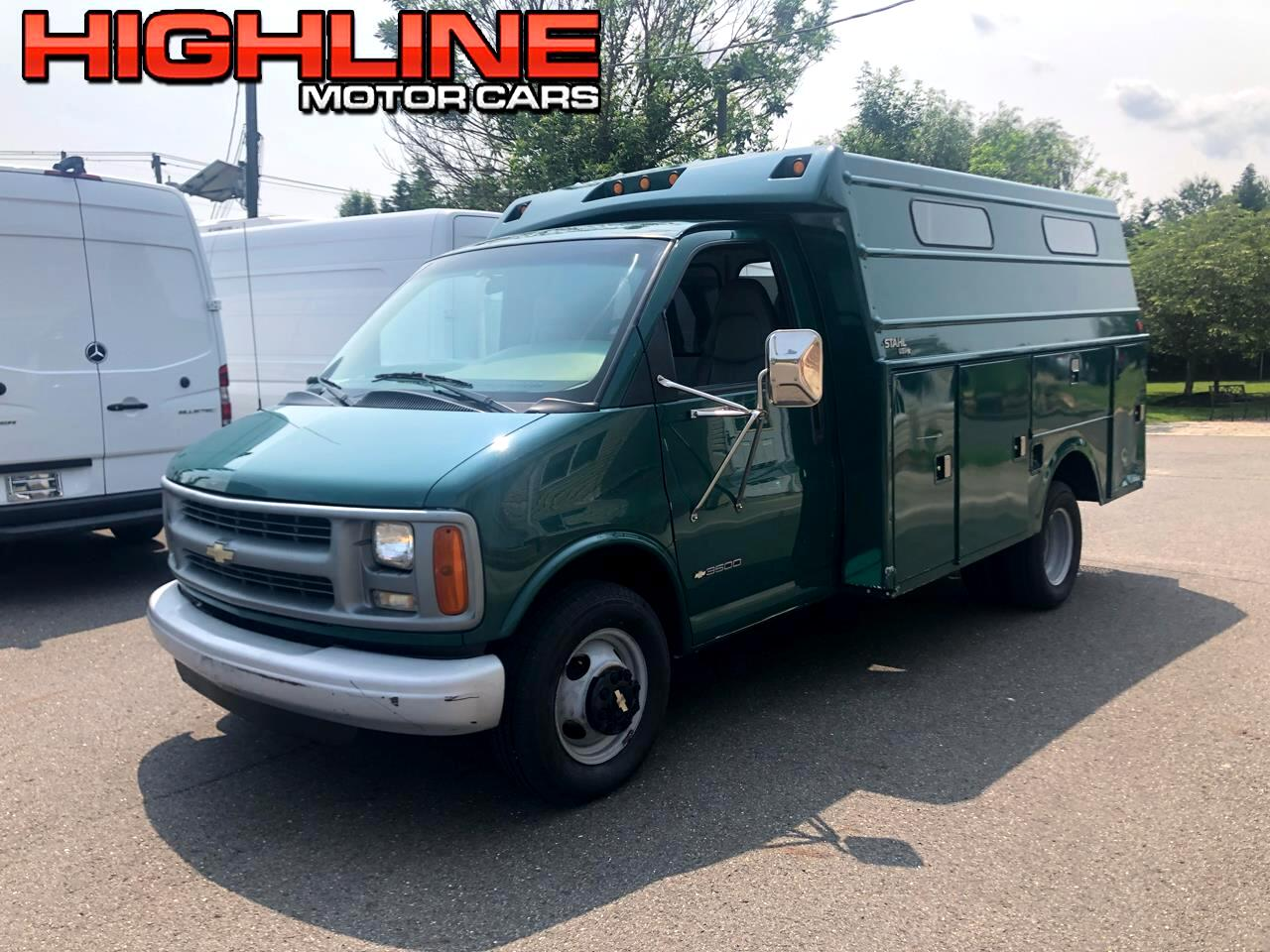 2001 Chevrolet Express Commercial Cutaway 139