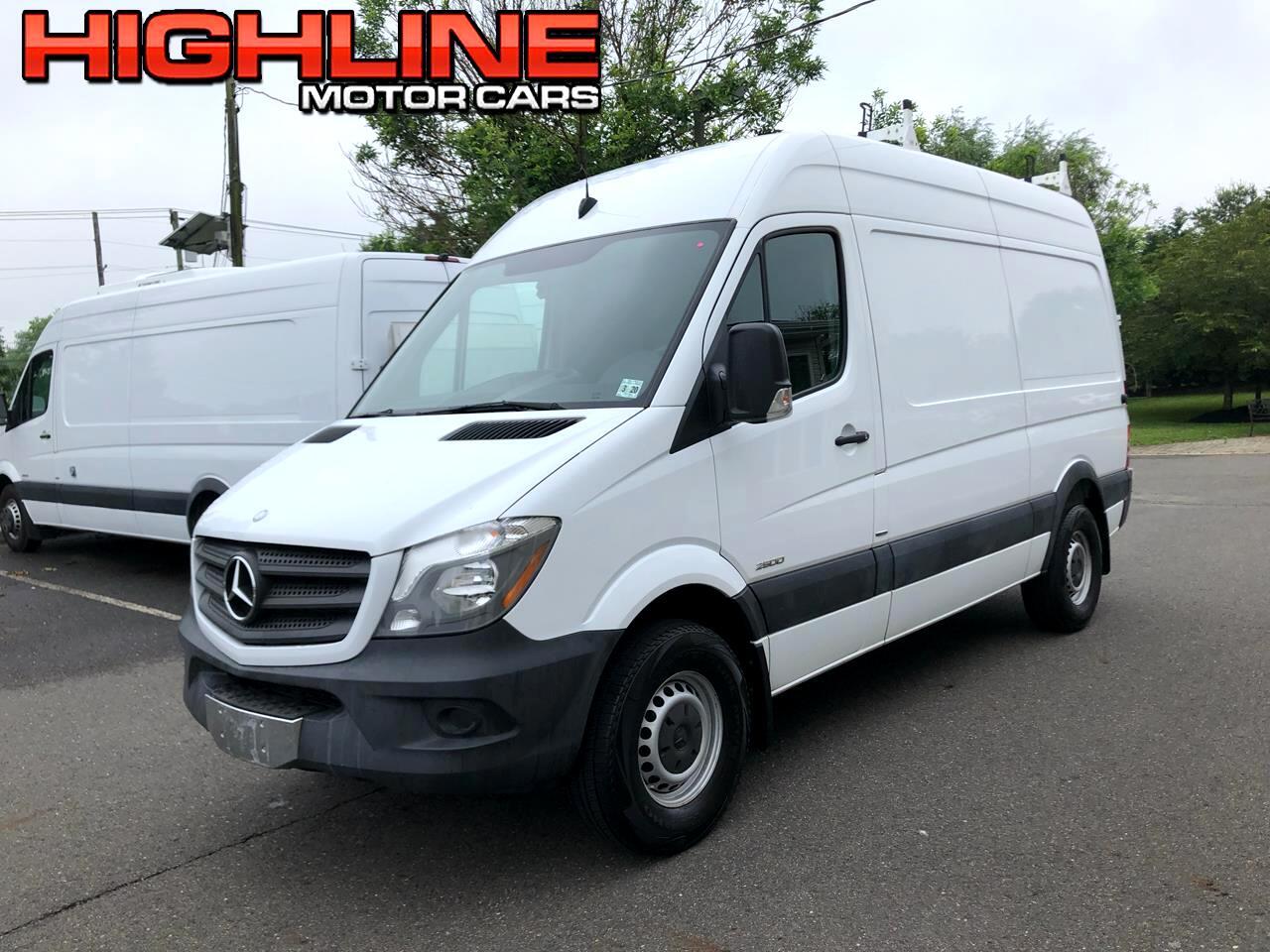 "2014 Mercedes-Benz Sprinter Cargo Vans 2500 144"""