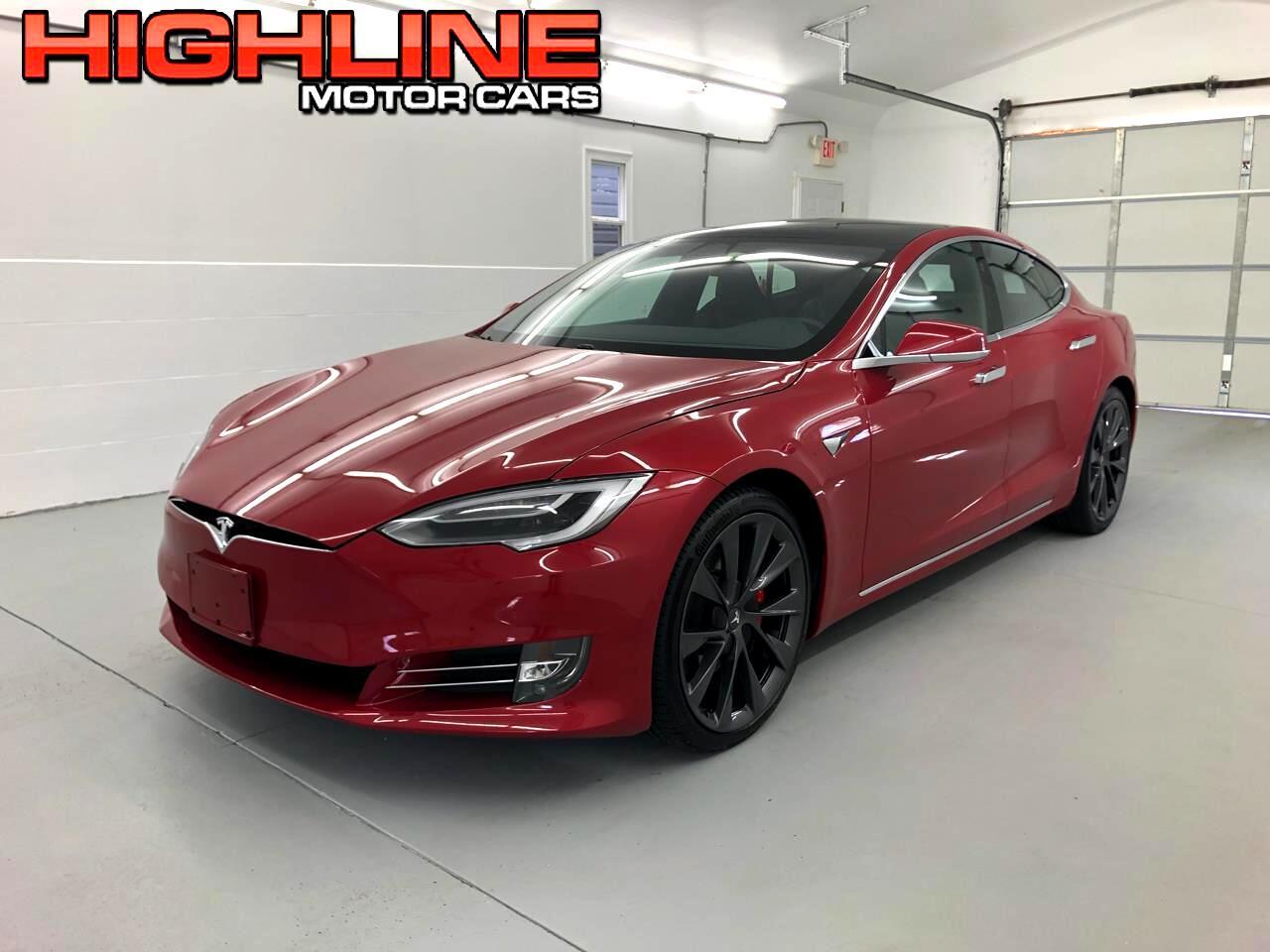 2018 Tesla Model S P100D AWD