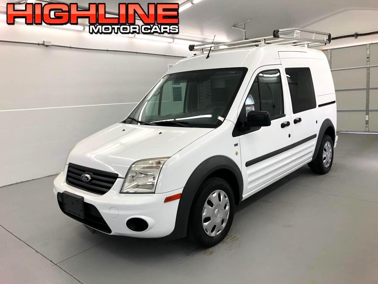 """2012 Ford Transit Connect 114.6"""" XLT w/side & rear door privacy glass"""