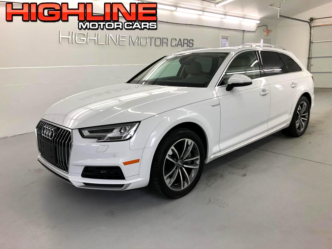 2018 Audi A4 allroad 2.0 TFSI Tech Premium Plus