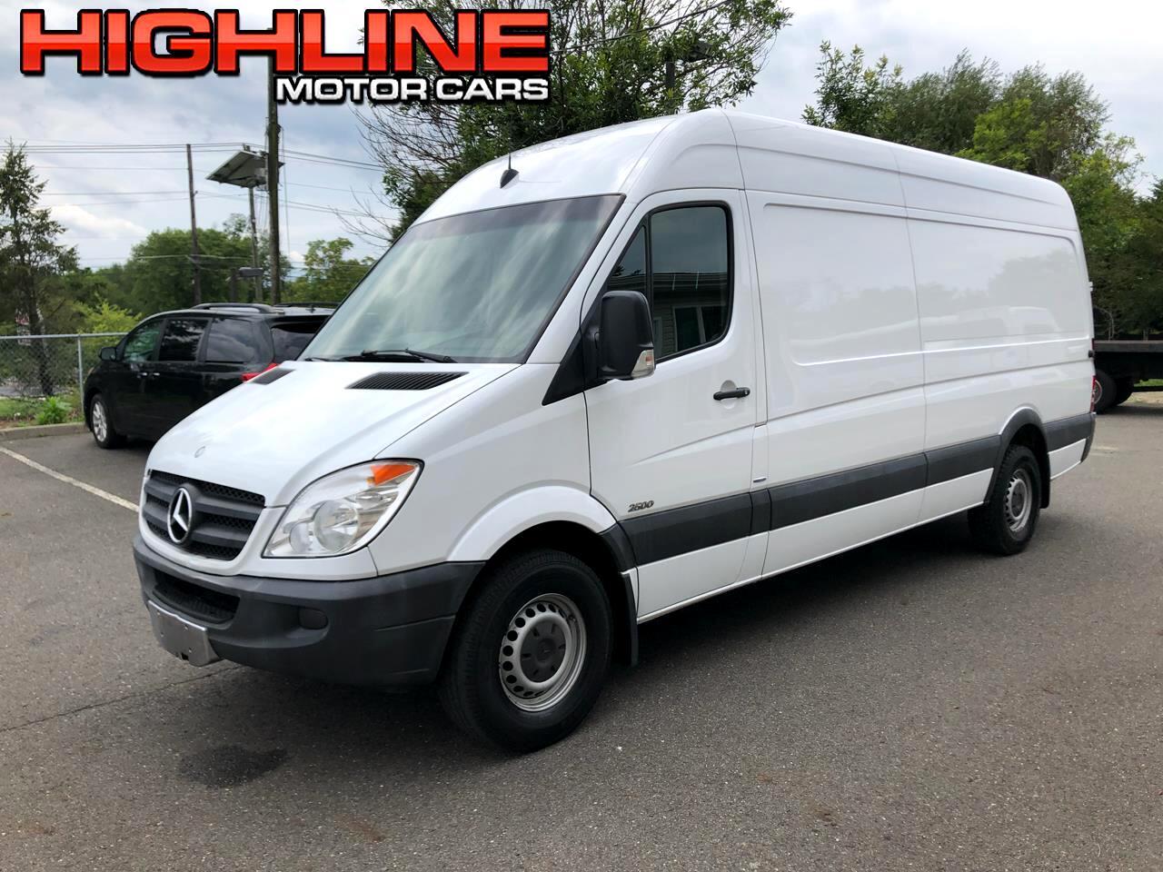 "2013 Mercedes-Benz Sprinter Cargo Vans 2500 170"""