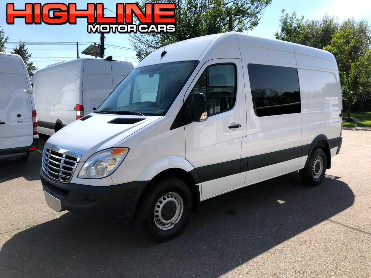 2011 Mercedes-Benz Sprinter Cargo Vans 2500 144""
