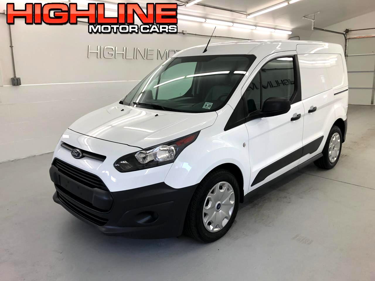 2018 Ford Transit Connect Van XL SWB w/Rear Symmetrical Doors