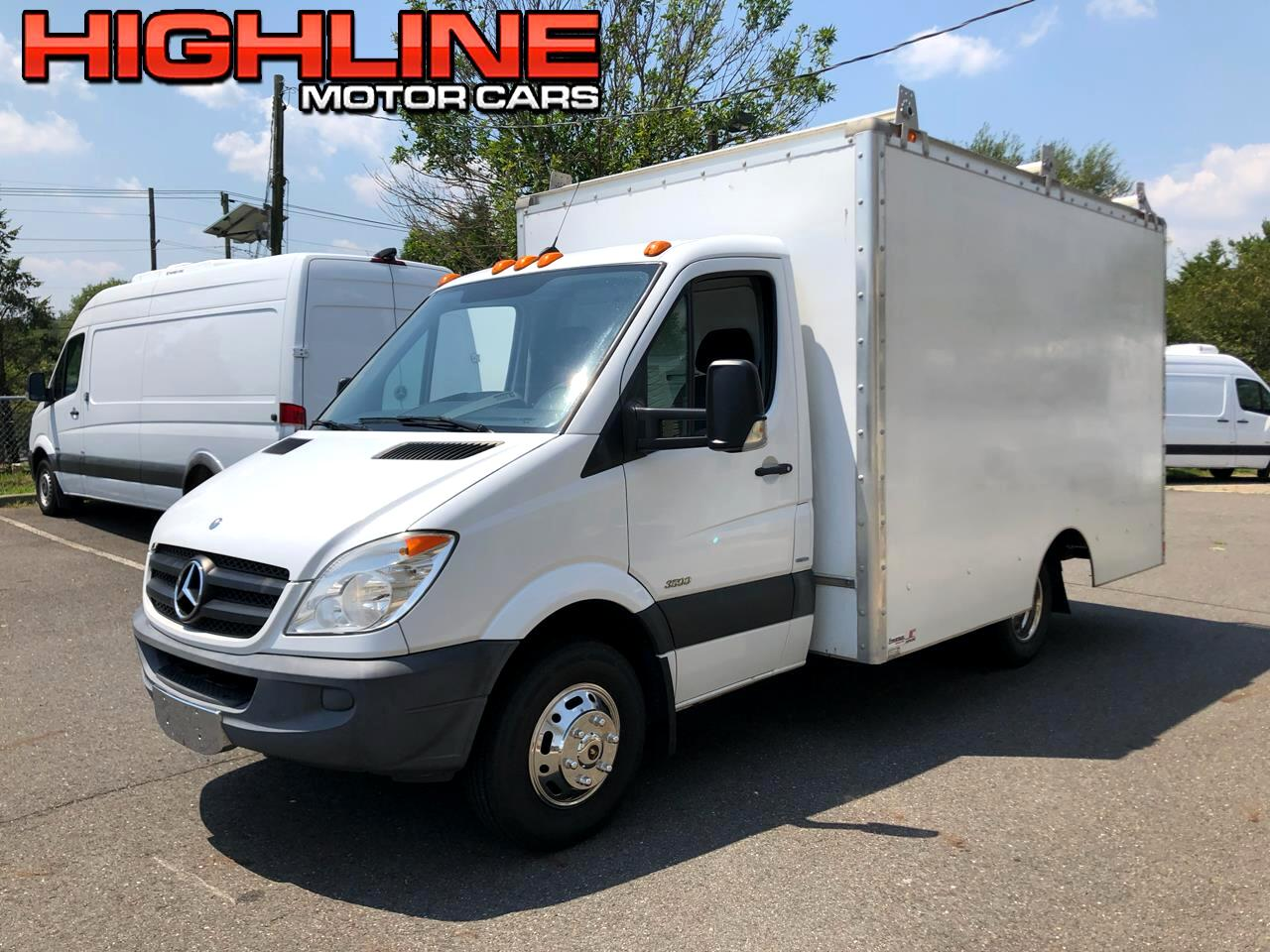 2012 Mercedes-Benz Sprinter Chassis-Cabs