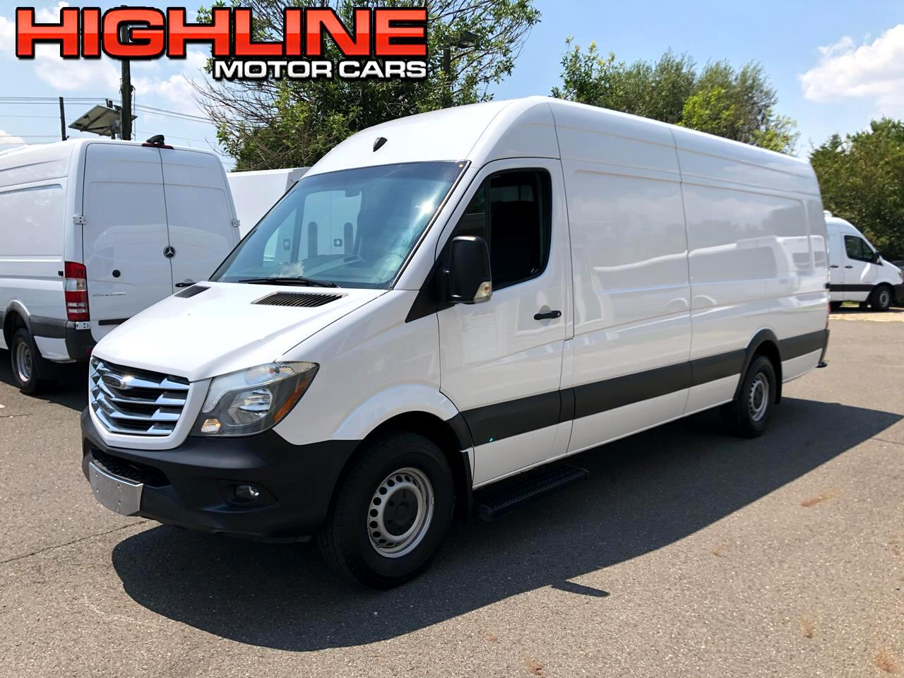 2015 Mercedes-Benz Sprinter Cargo Van 2500 High Roof V6 170