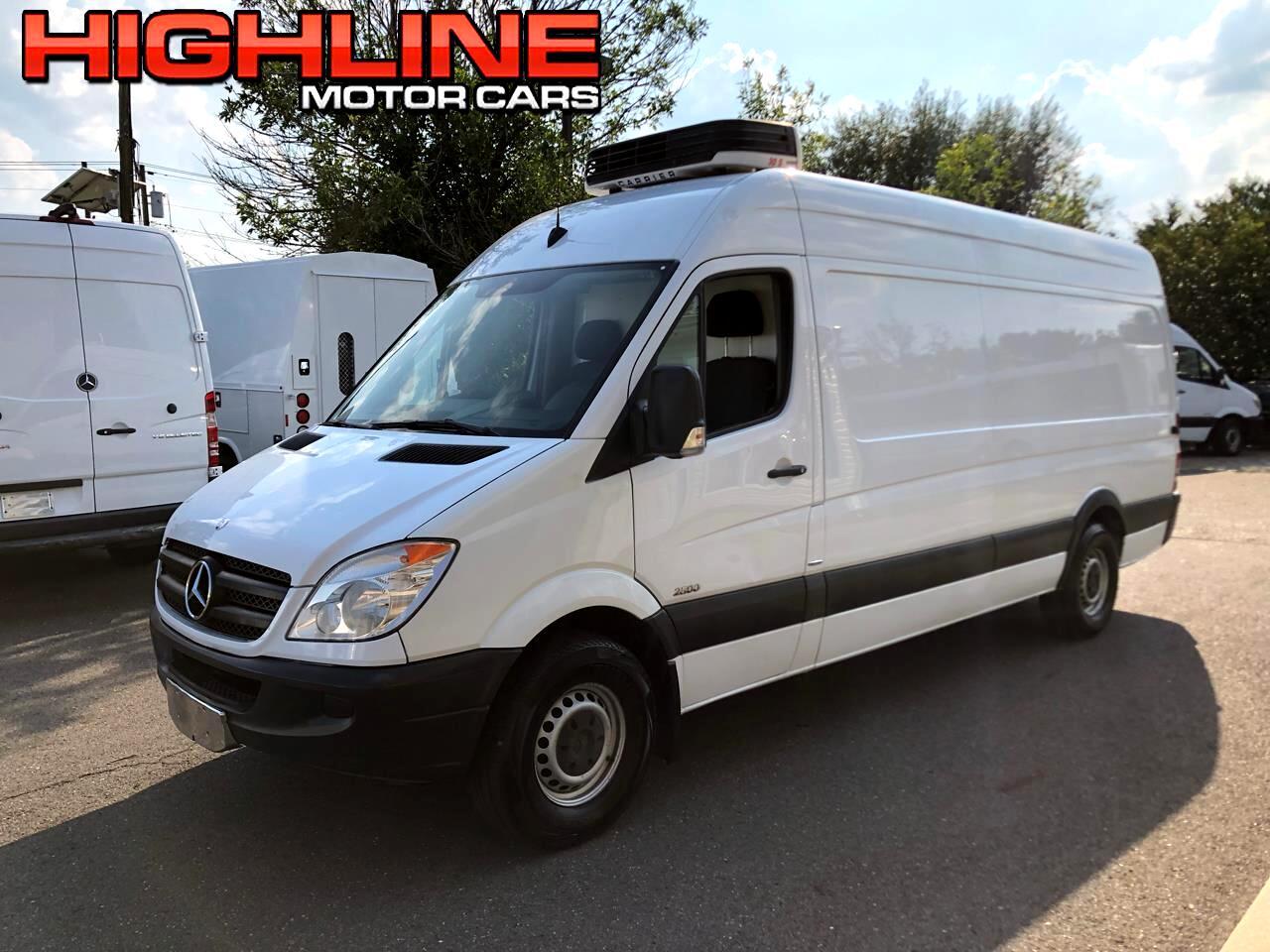 2013 Mercedes-Benz Sprinter Cargo Vans 2500 170