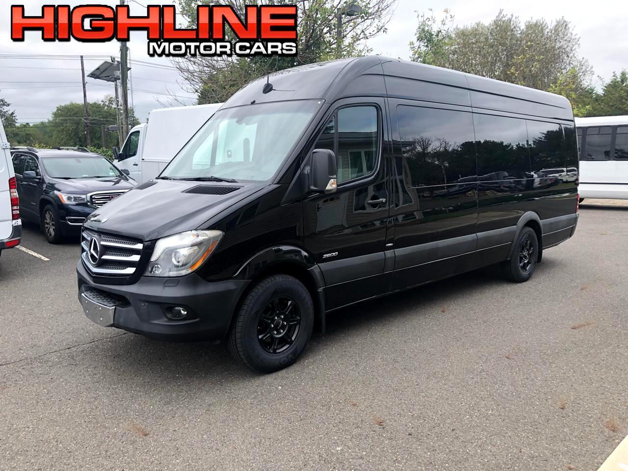 2014 Mercedes-Benz Sprinter Cargo Vans 2500 170
