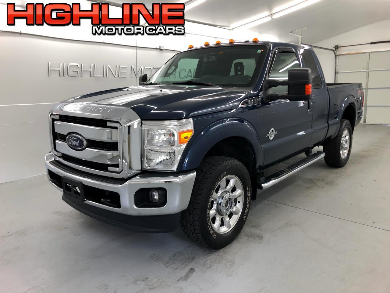 2014 Ford Super Duty F-350 SRW 4WD SuperCab 158