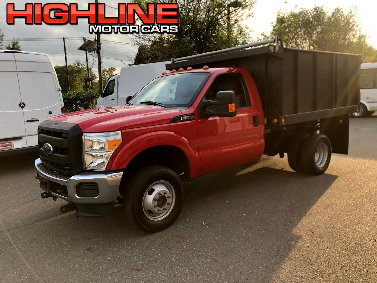 2011 Ford Super Duty F-350 DRW 4WD Reg Cab 141