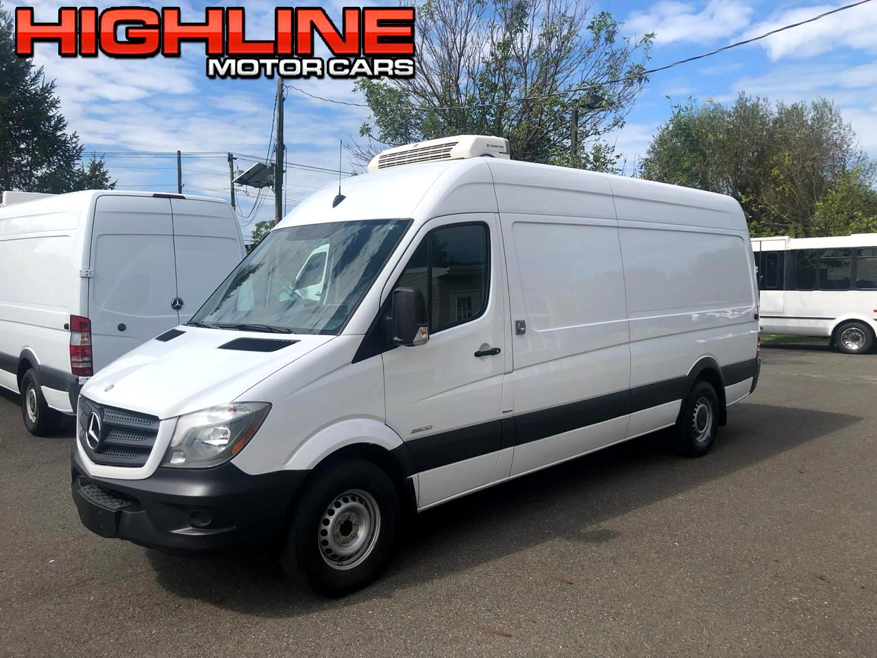 2015 Mercedes-Benz Sprinter Cargo Van 2500 High Roof 170