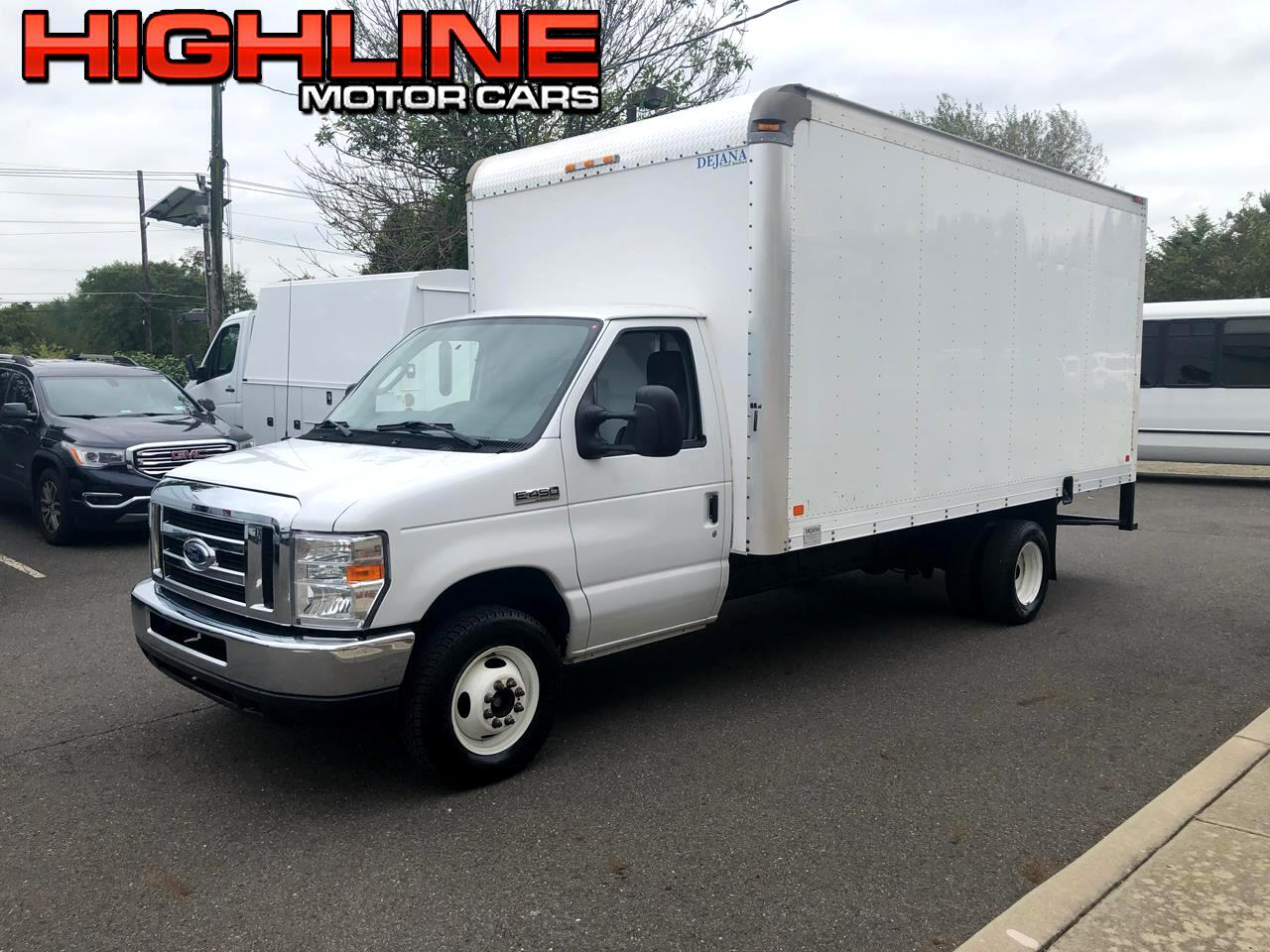 2015 Ford Econoline Commercial Cutaway E-450 Super Duty 176