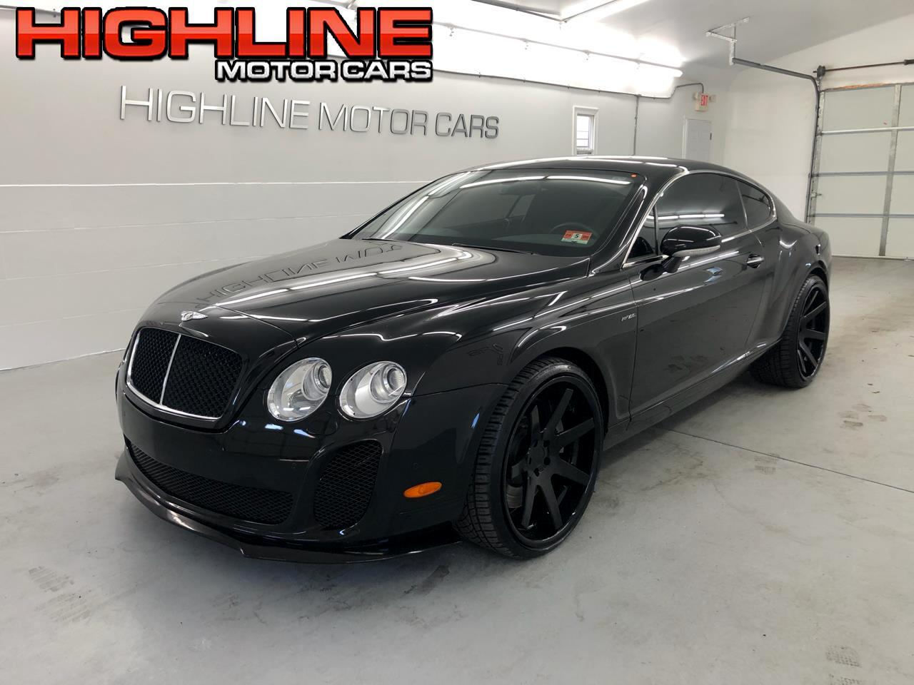 2009 Bentley Continental GT 2dr Cpe