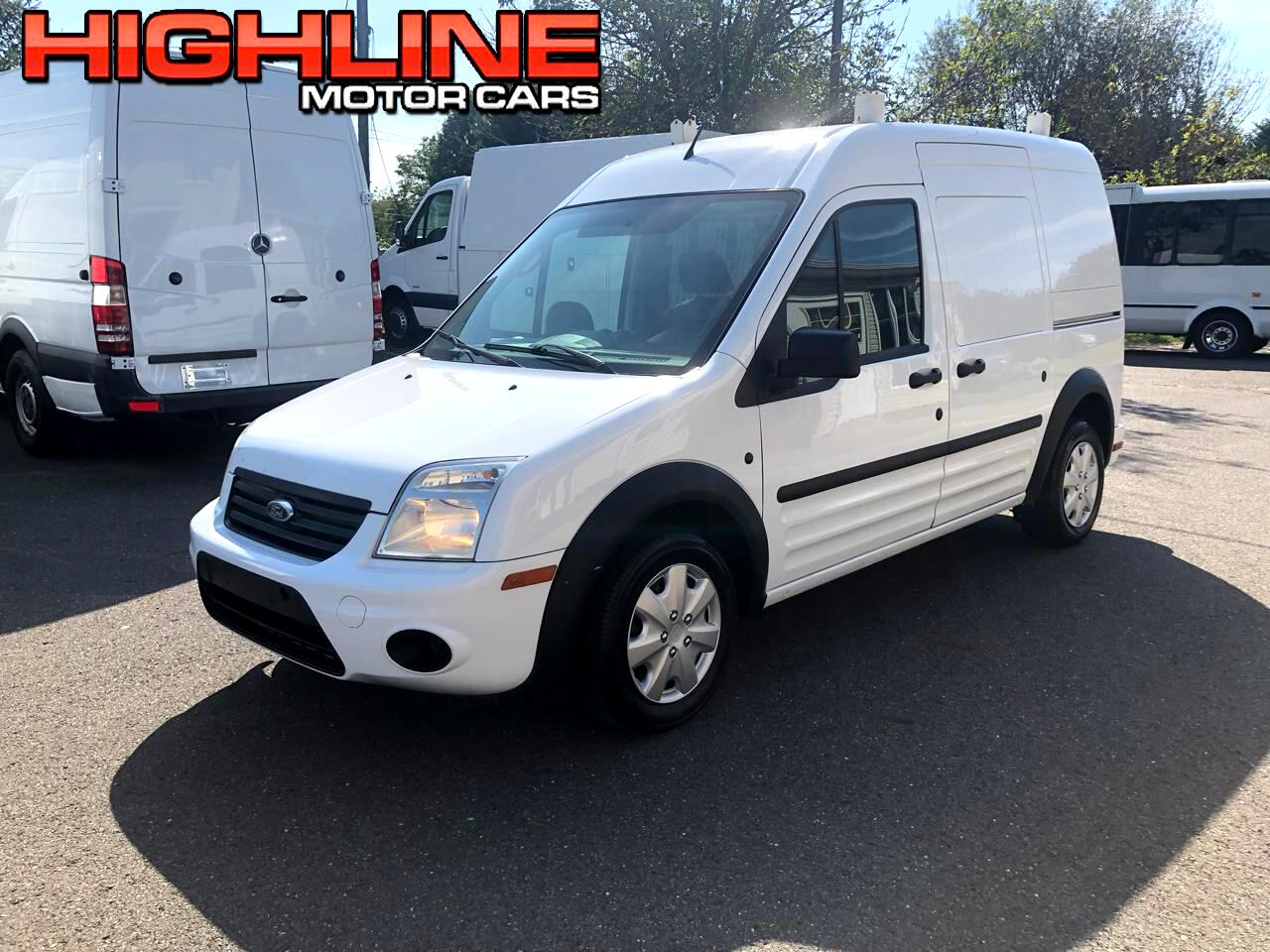 2012 Ford Transit Connect 114.6