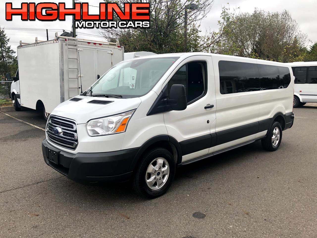 "2018 Ford Transit Passenger Wagon T-350 148"" Low Roof XLT Sliding RH Dr"