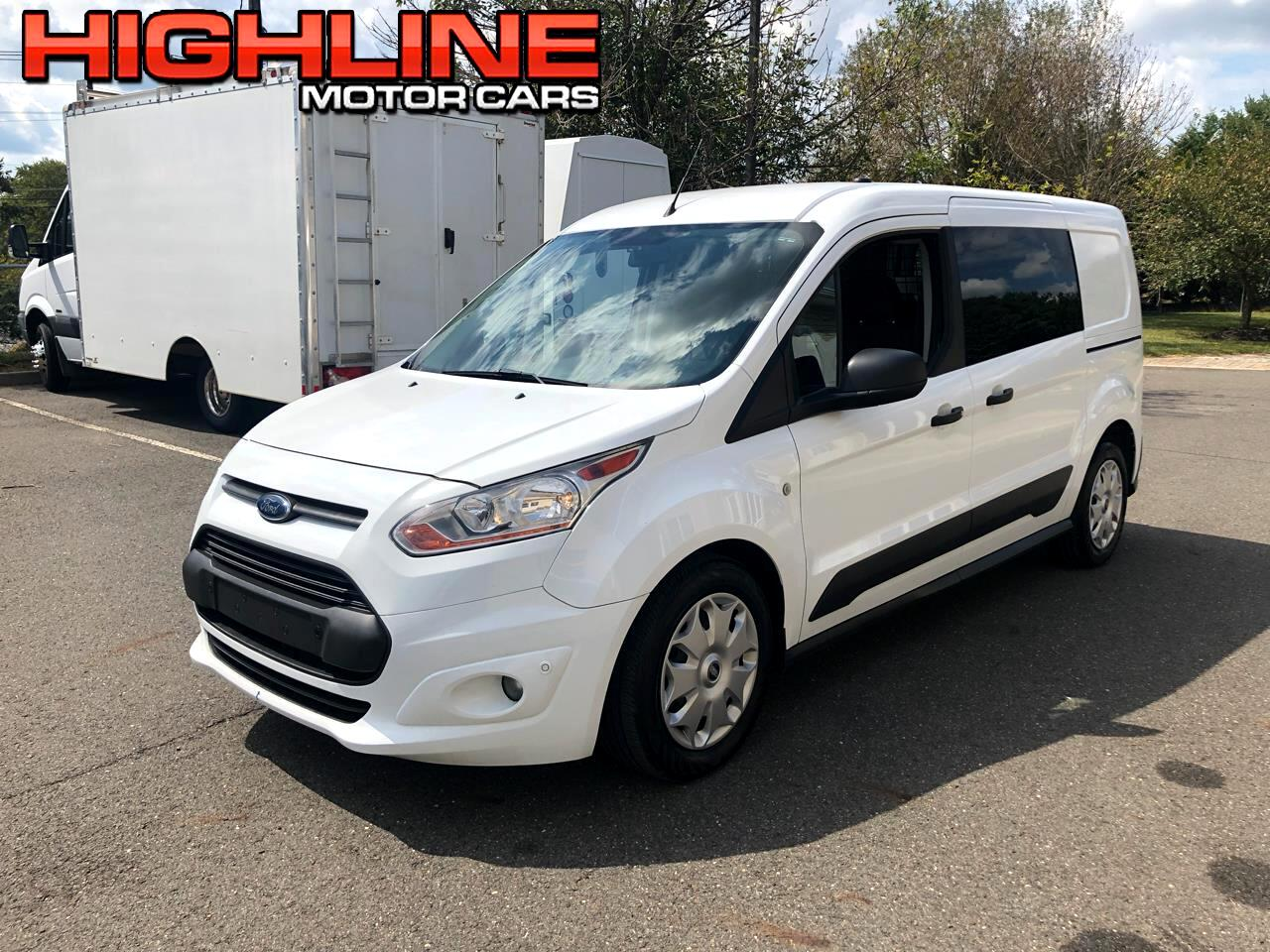 2017 Ford Transit Connect Van XLT LWB w/Rear Liftgate