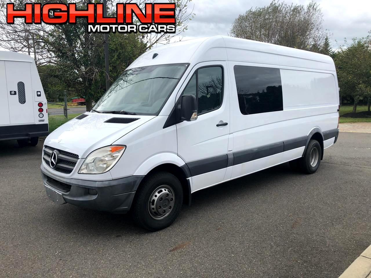 2012 Mercedes-Benz Sprinter Cargo Vans 3500 170""