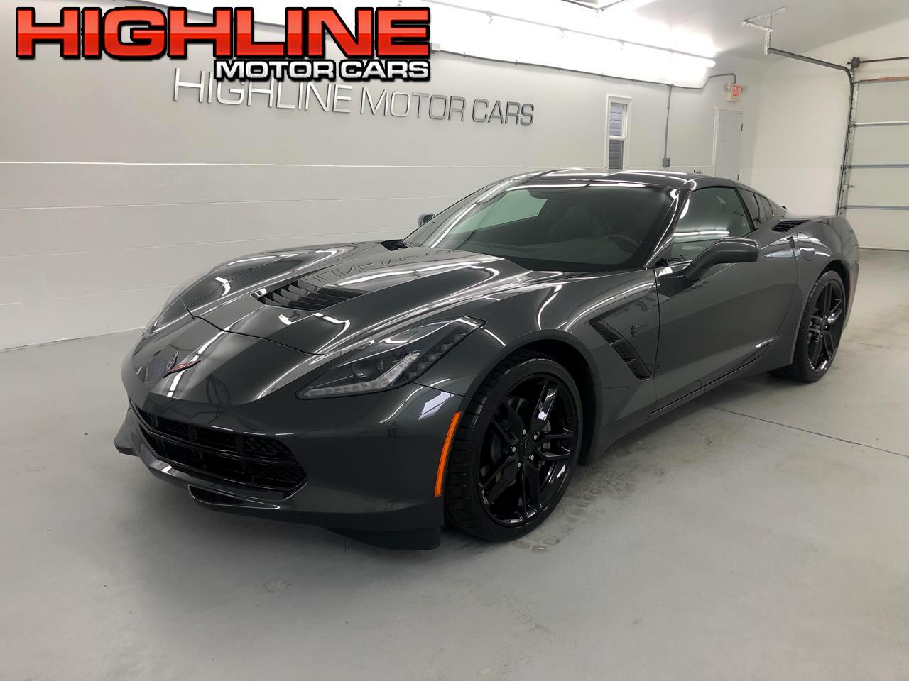 2019 Chevrolet Corvette Stingray 1LT Coupe Automatic